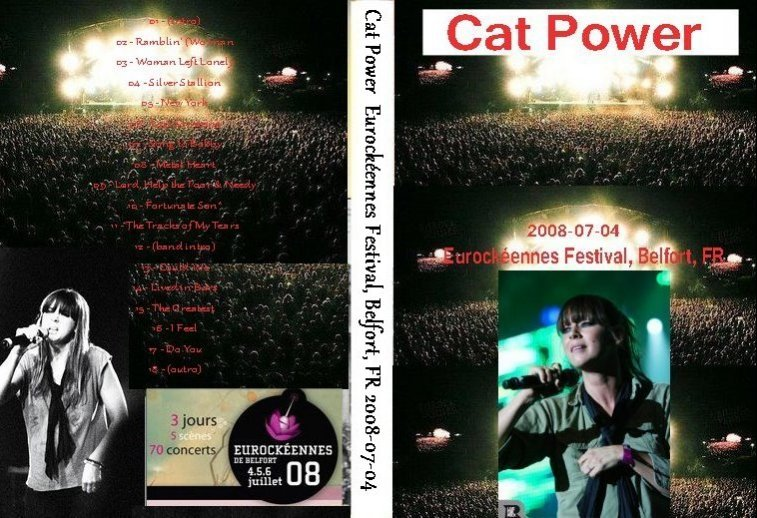 Cat Power Ramblin Woman