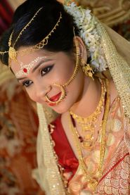 Best Bridal Makeup Artist In West : Top / Best Bridal Makeup Artists in Kolkata - Deck and Dine
