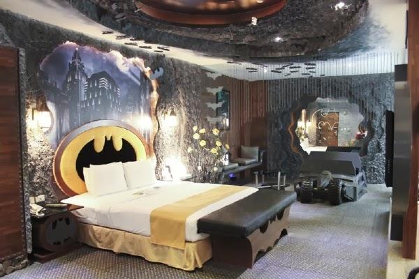 la Bat-Habitación