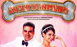 Akshay Kumar's Entertainment Review - Not so entertain