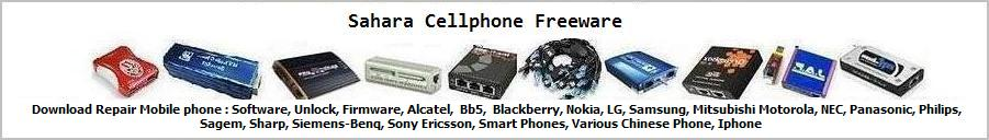 Sahara Cellphone Freeware