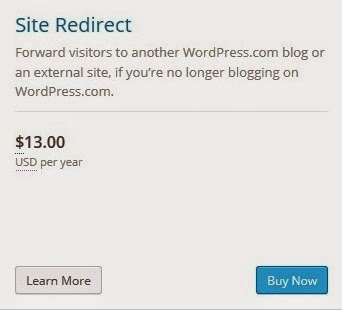 harga site redirect wordpress