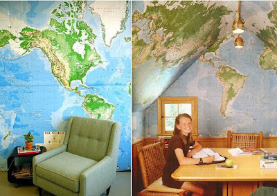 18 Creative and Cool Map Inspired Designs (18) 5
