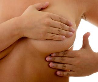 dolor en pechos