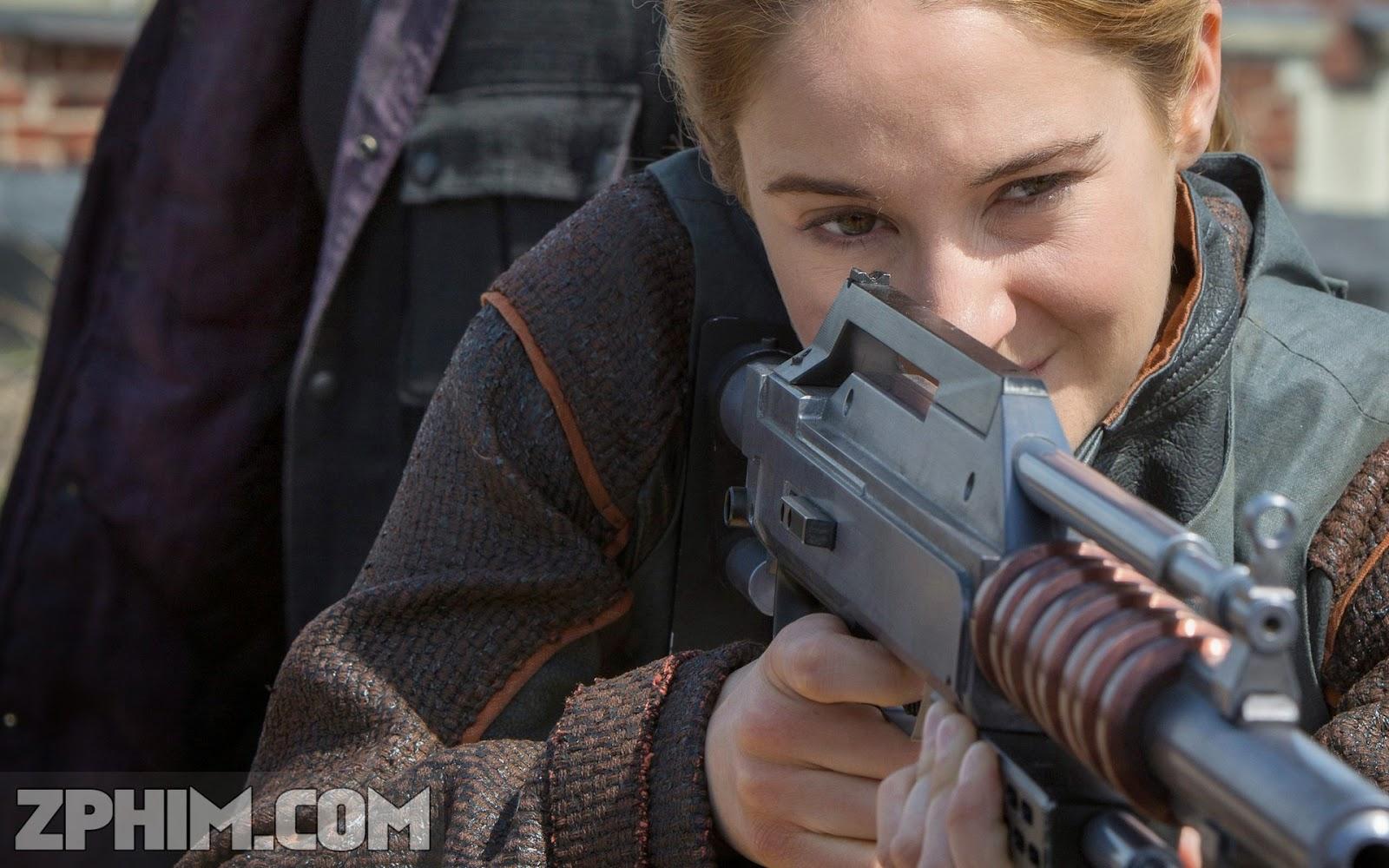 Ảnh trong phim Dị Biệt - Divergent 4