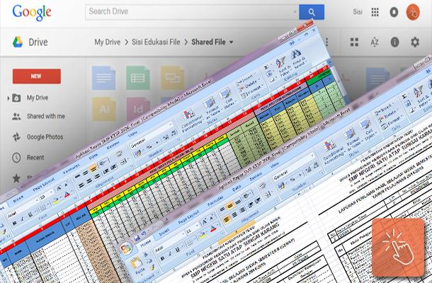 Aplikasi Raport SMP KTSP 2006 dengan Microsoft Excel