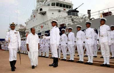 Yantrik recruitment in Indian Coast Guard for Engineering Diploma Holders