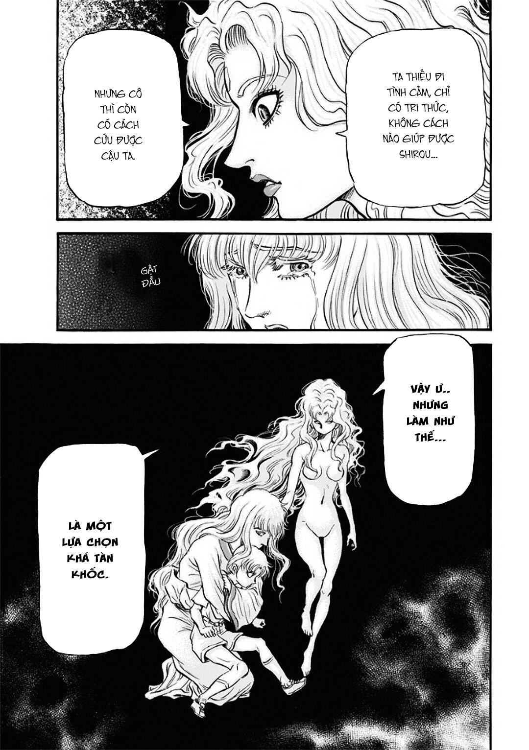 Ryuuroden - Chú bé rồng Chapter 287 - Hamtruyen.vn