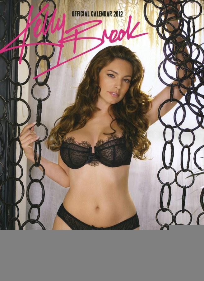 Kelly Brook Official Calendar 2012 in Hot Bikini