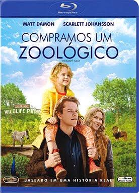 Filme Poster Compramos um Zoológico BDRip XviD Dual Audio & RMVB Dublado