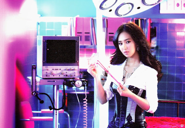 Girls Generation Mr Mr Yuri Photocard