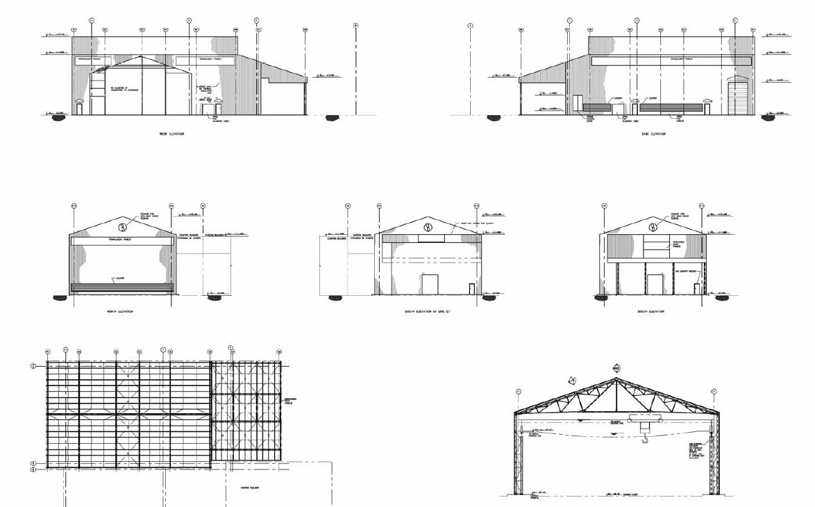 Cad Design Services : Bim mep design services cad d to construction drawings