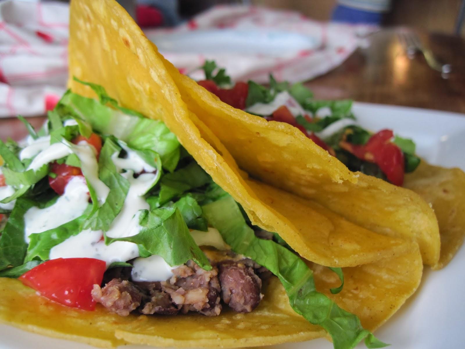 Simple Healthy Tacos