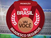 Promoção 'Vai Brasil, Vai Você' Bradesco Seguros