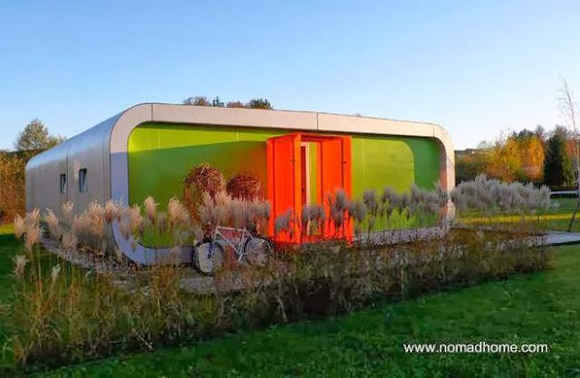 Casa modular austríaca