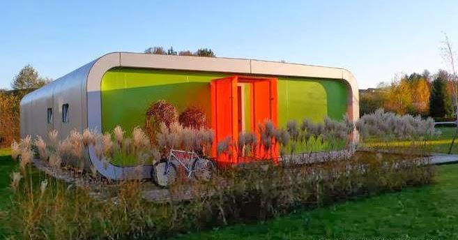 Arquitectura de casas casa n made de m dulos - Modulos de vivienda prefabricados ...