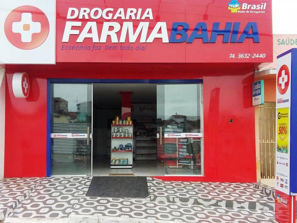 Mairi: Drogaria FARMABAHIA