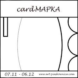 CARDmapka - listopad - edycja sponsorowana