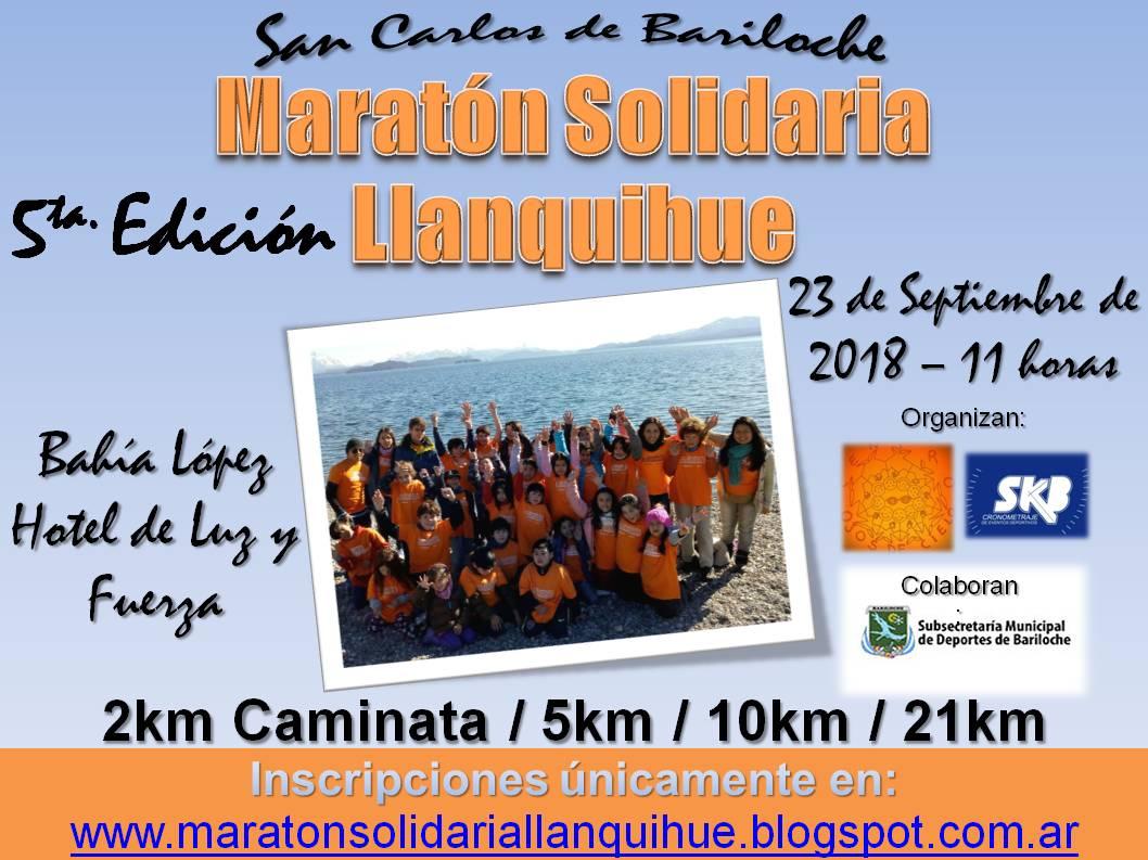 Maratón Solidaria LLanquihue