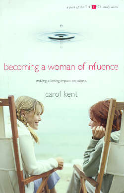 Becoming A Woman of Influence Bible Study - Womens ...
