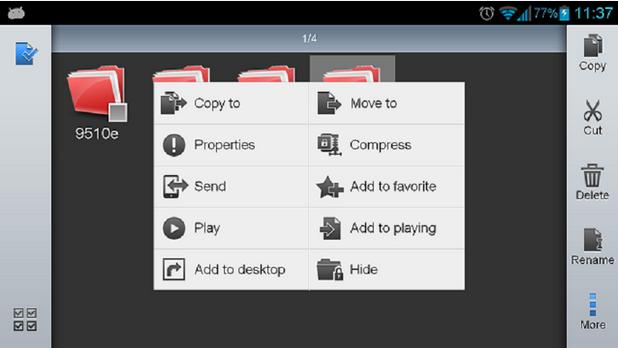 Mengatur File di Android dengan Aplikasi ES File Explorer File Manager