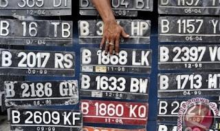 Plat Ganjil Dan Genap Peraturan Baru Di Jakarta