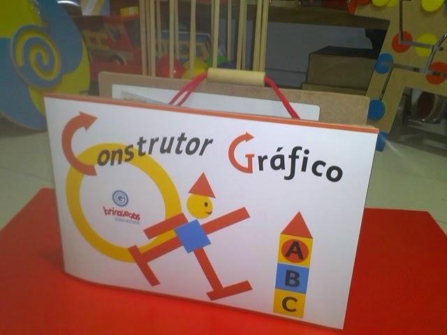 Nova Mala Organizadora Construtor Gráfico