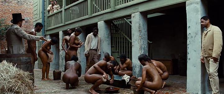 naked female black slaves