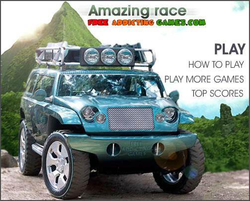 Truck Game : Amazing Race