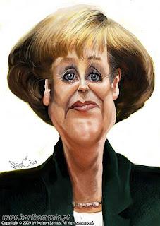 """Fischer: """"Europa está em chamas e Angela Merkel anda a apagar o fogo com gasolina"""""""