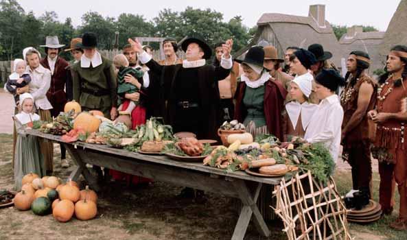 The First Thanksgiving The Garden Of Eaden