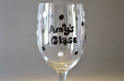 Elmer's Painters, Wine Glass, Party, Custom,
