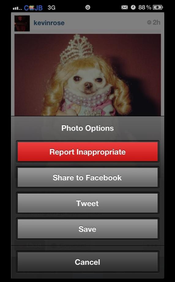 Dengan InstaSave anda akan mempunyai opsi tambahan yang memungkinkan