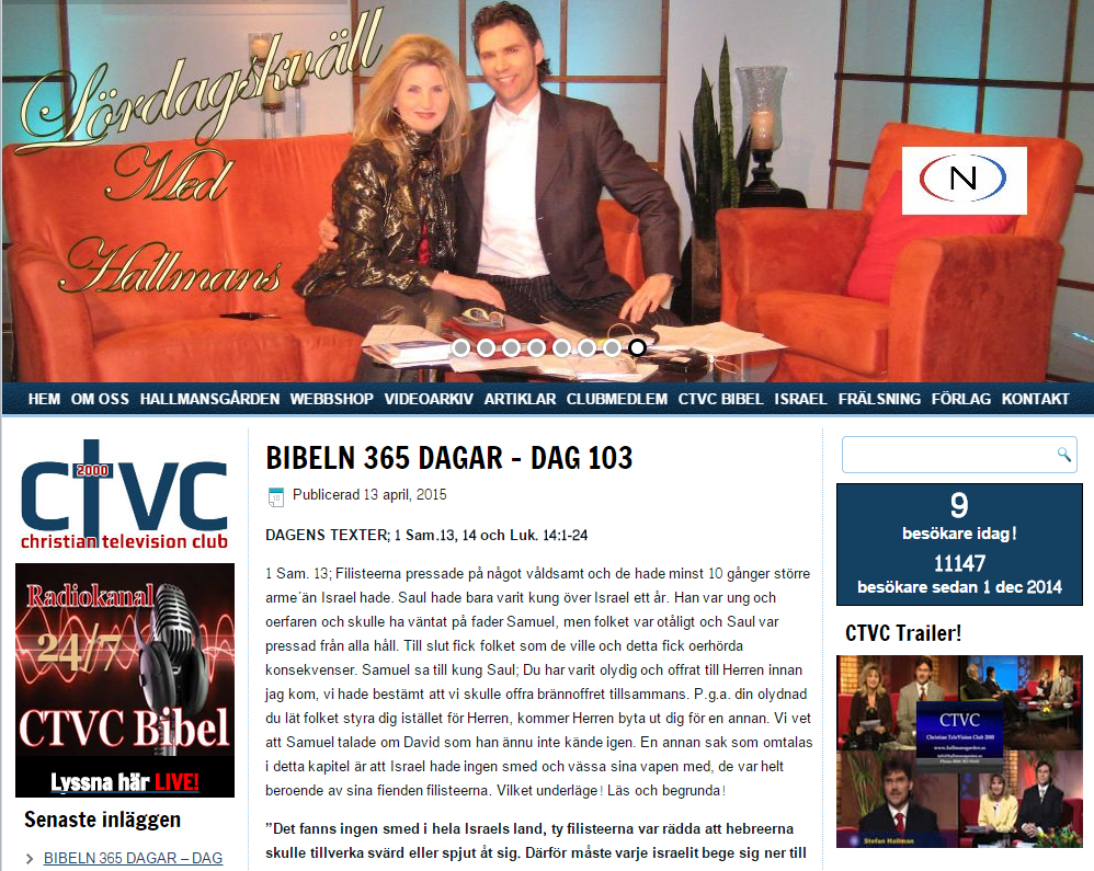 Christian Television Club
