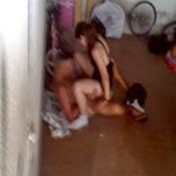Fernandinha Dando na Oficina dos Boys - http://www.videosamadoresbrasileiros.com