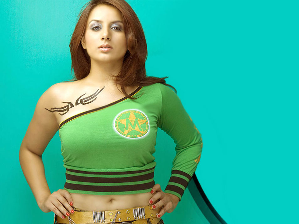 Pooja Gandhi Hot Photo Gallery