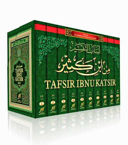 Download Tafsir Ibnu Katsir
