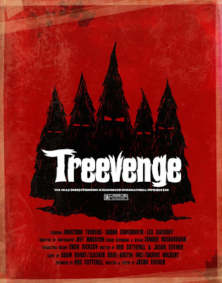 Treevenge poster