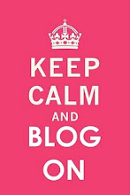 Keep calm blog on