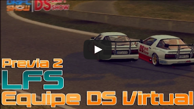 Equipe Drift-Show DS Virtual