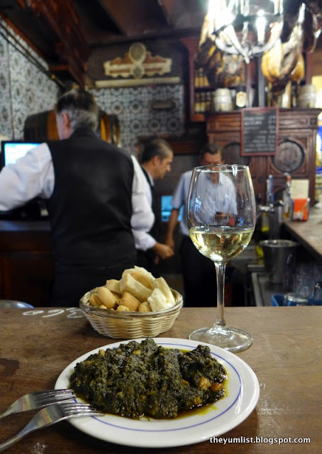 oldest tapas bar spain