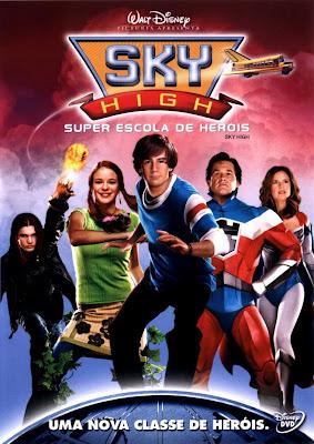 Filme Sky High: Super Escola de Heróis – Dublado