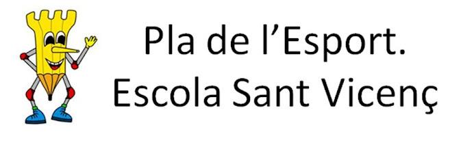 Pla de l'Esport Escola Sant Vicenç