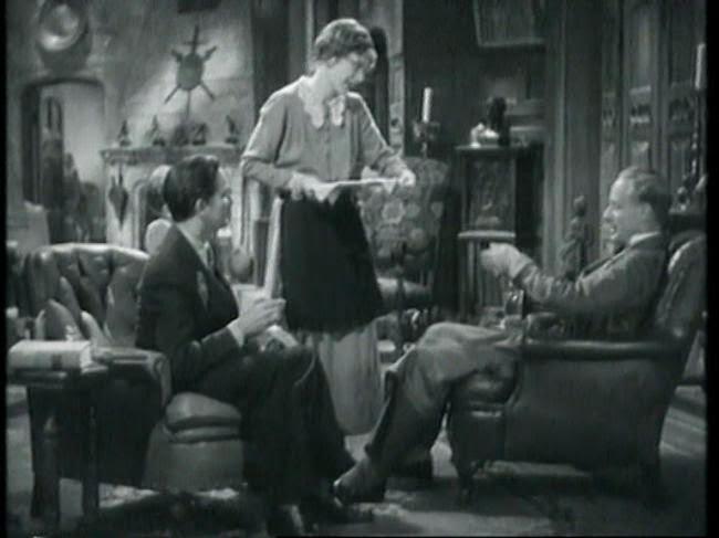 Leslie Howard, Ann Harding and Robert Williams