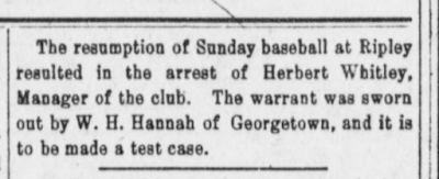 Daily Public Ledger, 25 June 1910, Maysville, Kentucky