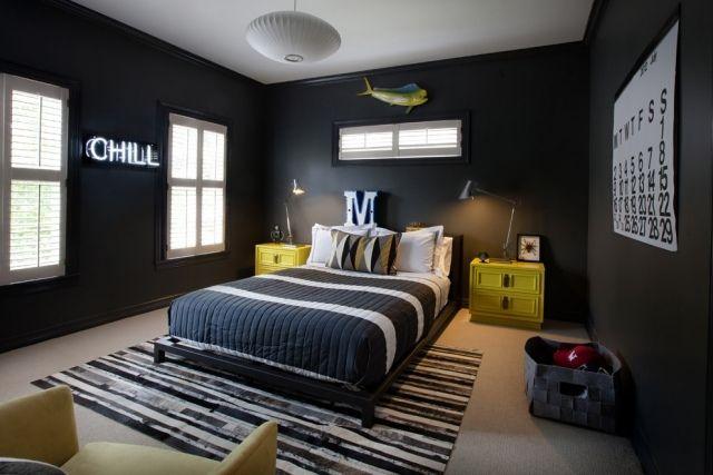 10 lindas habitaciones para adolescentes modernos - Habitacion juvenil pequena ...