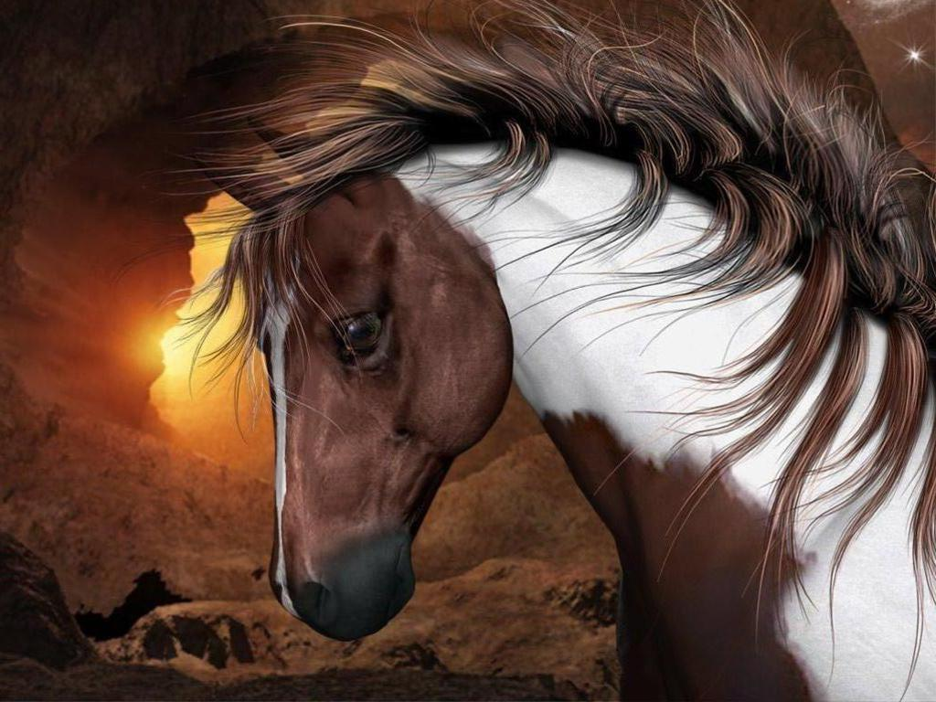 Beautiful Paint Alluring With Beautiful Paint Horse Paintings Photo