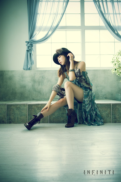 5 Wonderful Set From Lee Ga Na-Very cute asian girl - girlcute4u.blogspot.com