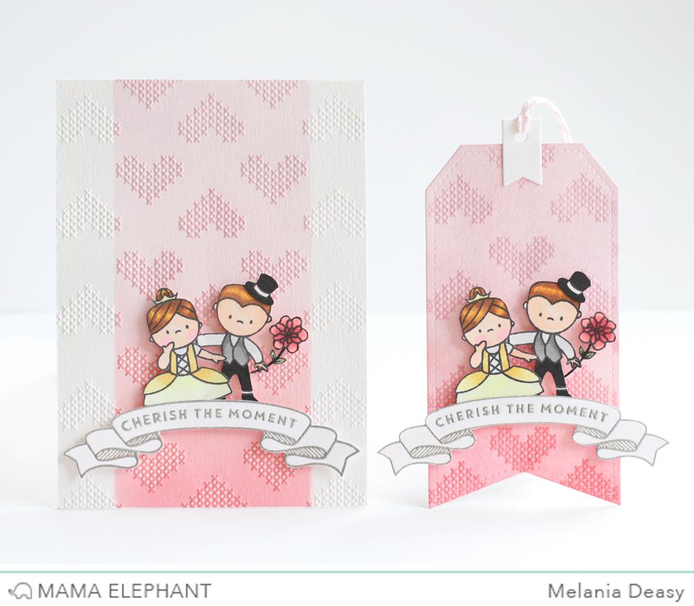 Mama Elephant & ME December Challenge