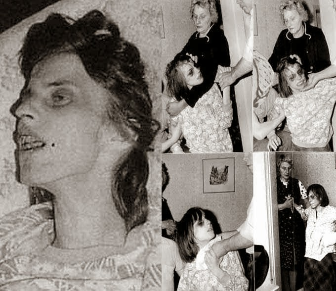 el exorcismo de Anneliese Michel  mas conocida como Emily Rose . Emily1